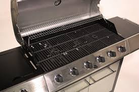 char broil 463230512 6 burner gas grill with side burner