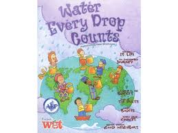 water every frop counts kids activity booklet project wet