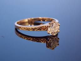 simple vintage engagement rings simple vintage gold engagement rings reserved gold
