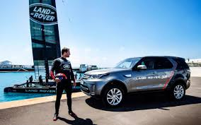 racing land rover ben ainslie racing stages assault on the america u0027s cup