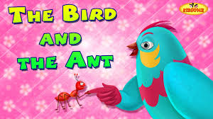 the bird and the ant english short stories for children