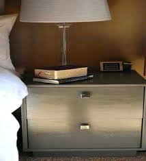 Wall Mounted Nightstand Bedside Table Side Table Park Mirrored Bedside Table Contemporary Nightstands