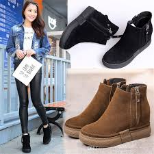 womens chelsea boots 2018 winter shoes chelsea boots top brand genuine