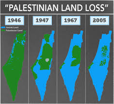 How Did The Treaty Change The World Map by The Mendacious Maps Of Palestinian U201closs U201d The Tower