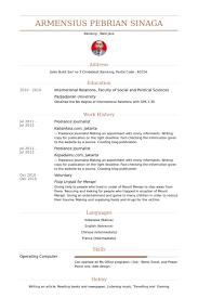 freelance journalist resume samples visualcv resume samples database
