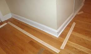 Laminate Floor Moulding 9 Tricks To Turn Builder Grade Baseboards Into Custom Made