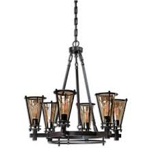 Uttermost Chandeliers Clearance Uttermost Lighting Fixtures Marlow 12 Light Circle Chandelier