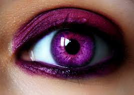 purple eye color beautiful pink eye in color by lt arts on deviantart