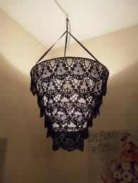 Chandelier Lamp Shades 20 Interesting Do It Yourself Chandelier And Lampshade Ideas For