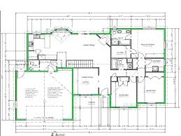free home blueprints plans draw my house plans