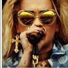 ora and regal rise baroque cross earrings 3066174