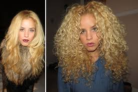 same haircut straight and curly how to embrace your natural hair natural hair trend girls love