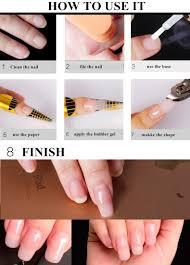 2017 gel lacquer nail extension kit clear uv builder gel buy uv