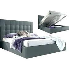 chambre 160x200 encadrement de lit 160x200 cool cadre de lit tte de lit capitonne