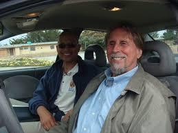 Blind Person Driving Sendero Group Travel Blog May 2008