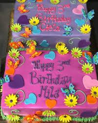 Kids Birthday Cakes Azucar Bakery