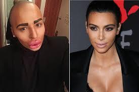 man spends 150k to look like kim kardashian new york post