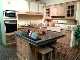 meuble ilot cuisine fabrication d un ilot central de cuisine meuble ilot central
