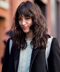 these fashion girls will convince you get bangs