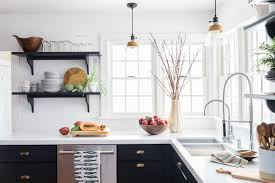 black kitchen cabinets in a small kitchen 30 sophisticated black kitchen cabinets kitchen designs