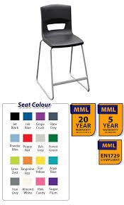 Postura Chairs Schools Mml Educational Furniture Best Selling Postura Classroom Chair