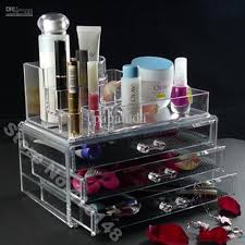 Bathroom Countertop Organizer by Makeup Storage Makeup Storage Best Acrylic Makeupanizer