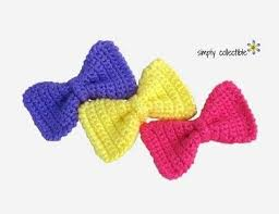 crochet hair bows sassy bow free crochet pattern simply collectible
