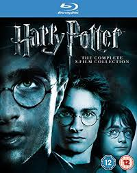 amazon black friday blue ray amazon com harry potter the complete 8 film collection blu ray