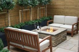 Firepit Garden Chic Courtyard Garden Outdoor Pit Outdoor Sofas Bestall