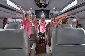 Ford Van Interior 9 Passenger Ford Transit Conversion Vans By Explorer Van