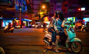 Riverside Light Show by Renaissance Riverside Hotel Saigon Ho Chi Minh City Discover