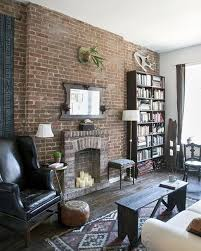 brick and stone wall ideas 38 house interiors