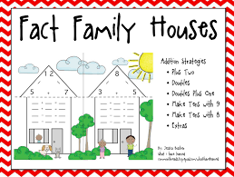 doubles fact fact family houses