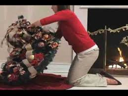 Pre Decorated Christmas Trees 6 1 2 Ft Pre Decorated Pull Up Christmastree Youtube
