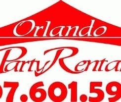 party rentals orlando orlando party rentals fl party rentals