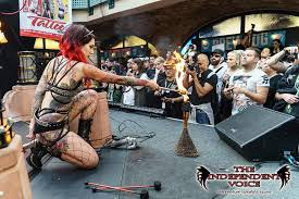 london tattoo convention 2015 the independent voice