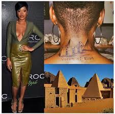 random egyptian inspired tattoos world wide sola rey