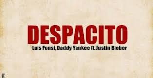 despacito ft justin bieber justin bieber despacito ft luis fonsi lyrics
