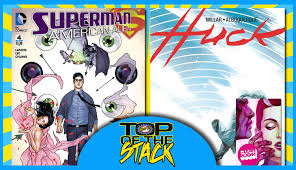 top of the stack l comic reivews superman american alien 4
