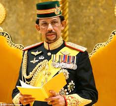 5 year time for anyone who celebrates in brunei