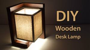 diy desk lamp to create a catchy diy desk with catchy appearance 16