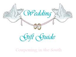 wedding gift guide wedding gift guide coupon savings in the south