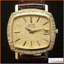 piaget automatic piaget panther automatic 18k yellow gold