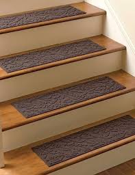 Modern Stair Tread Rugs Finished Carpet Stair Treads Tread Sets For Stairs With Prepare 14