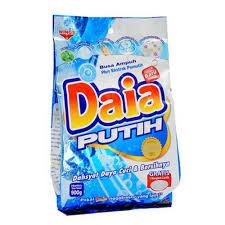 Sabun Daia pakaian daia detergen putih 1 8 kg