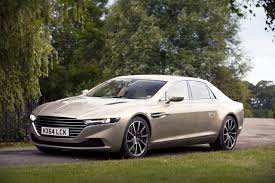 best limos in the world aston martin u0027s new 1 million 195 mph limousine wsj
