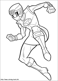 power rangers lost galaxy coloring pages 100 images power
