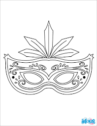 masks coloring pages 9 online printable masks templates to color