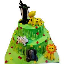 jungle theme cake jungle theme cake in gurugram