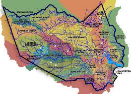 houston map flood houston flood zone